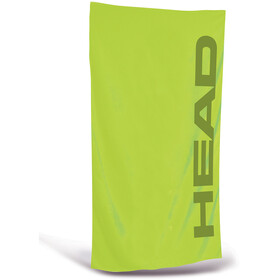 Head Sport Microfiber Towel Lime